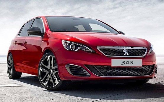 Bourgas Airport Car Rent 2016 Peugeot 308 1 4